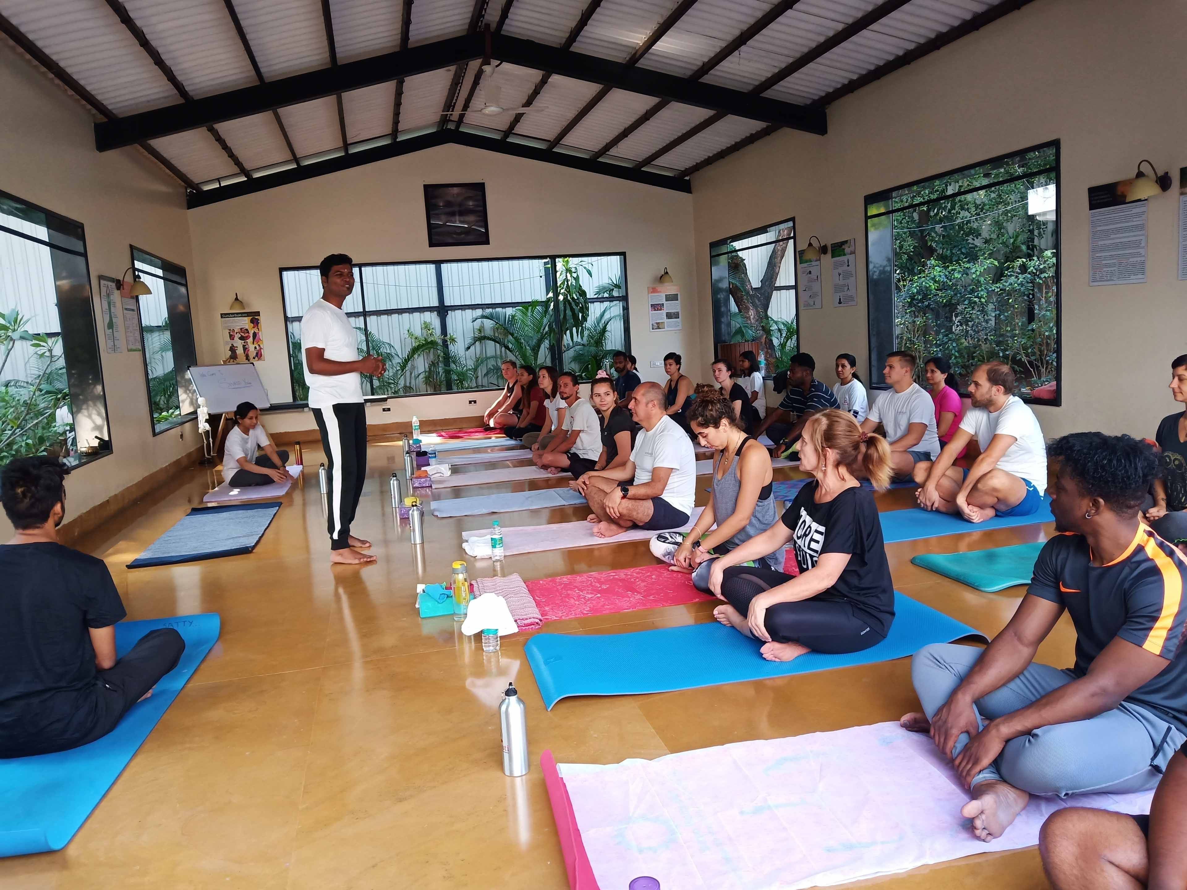 Level 2 Yoga Wellness Instructor Ywi Government Certifications Course In Pune India